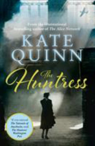 The Huntress  by Kate Quinn - 9780008326197