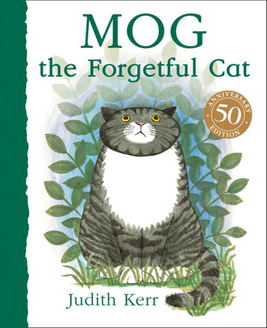 Mog the Forgetful Cat  by Judith Kerr (Illustrator) - 9780008389642