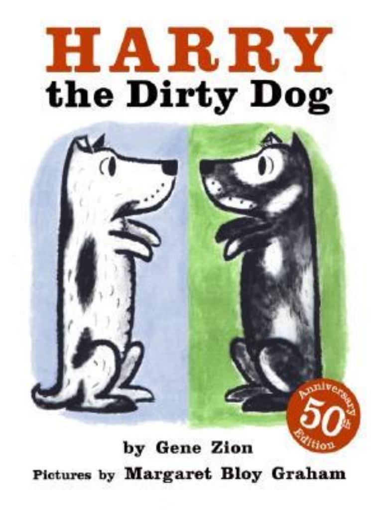 Harry the Dirty Dog  by Gene Zion - 9780060268657