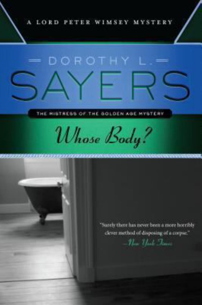 Whose Body  by Dorothy L. Sayers - 9780062307545