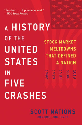 A History of the United States in Five Crashes  by Scott Nations - 9780062467287