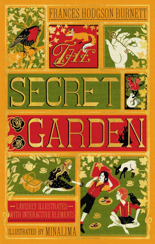 The Secret Garden  by Frances Hodgson Burnett - 9780062692573