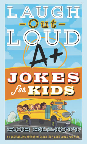 Laugh-Out-Loud a+ Jokes for Kids  -