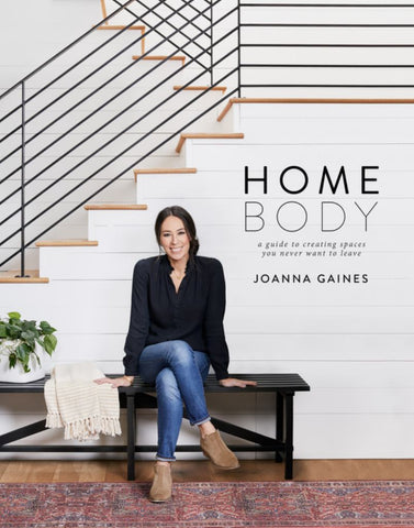 Homebody  by Joanna Gaines - 9780062801975