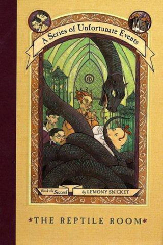 The Reptile Room  by Lemony Snicket - 9780064407670