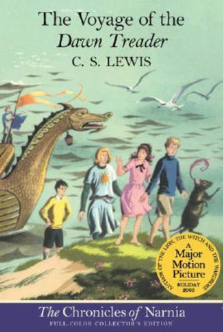 The Voyage of the Dawn Treader  by C. S. Lewis - 9780064409469