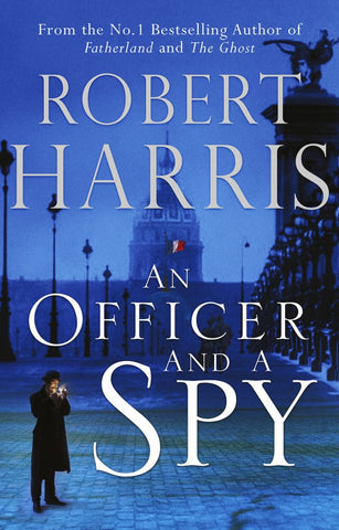An Officer and a Spy  by Robert Harris - 9780091944568