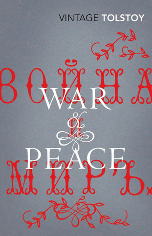 War and Peace  -