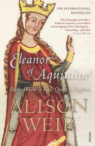 Eleanor of Aquitaine  by Alison Weir - 9780099523550