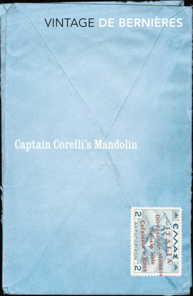 Captain Corelli's Mandolin  by Louis De Bernieres - 9780099540861