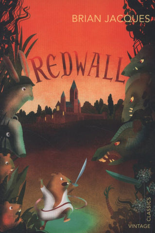 Redwall  by Brian Jacques - 9780099595182