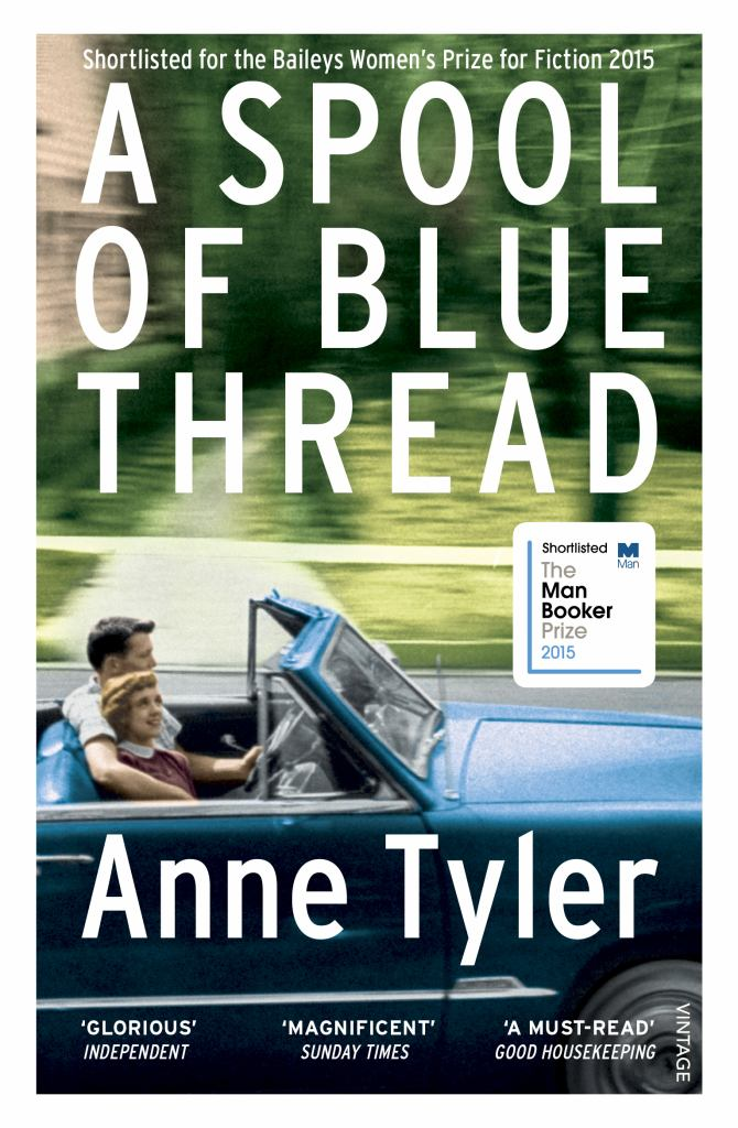 A Spool of Blue Thread  by Anne Tyler - 9780099598480