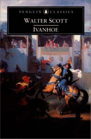 Ivanhoe  by Walter Scott - 9780140436587