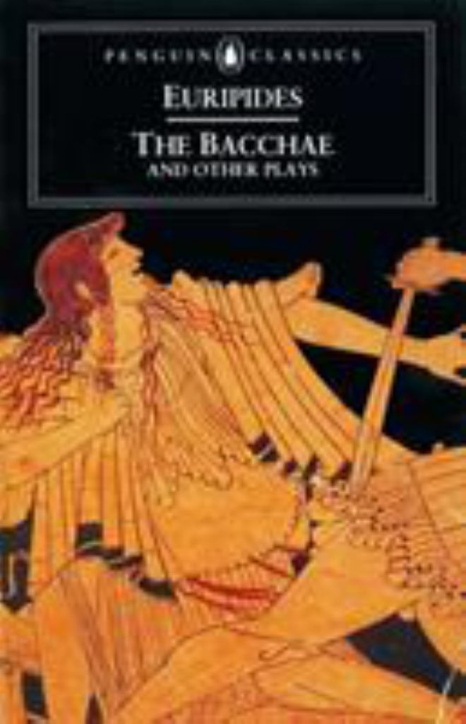 The Bacchae and Other Plays  by Eurípides - 9780140440447