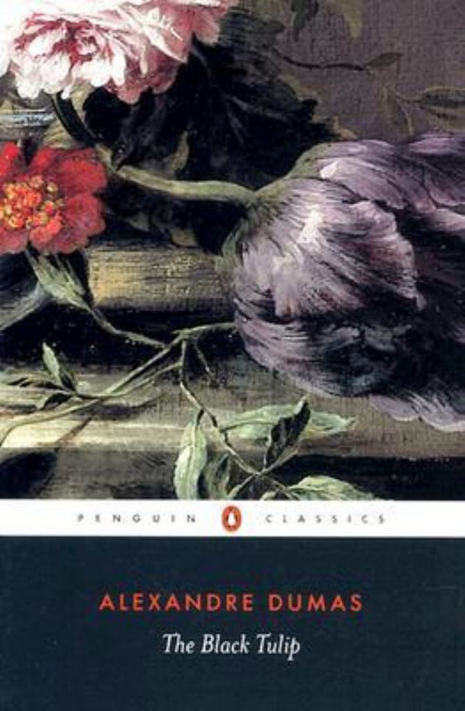 The Black Tulip  by Alexandre Dumas - 9780140448924