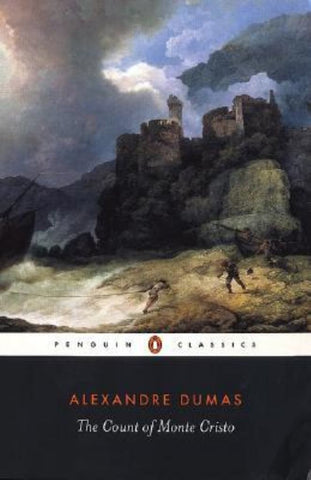 The Count of Monte Cristo  by Alexandre Dumas - 9780140449266