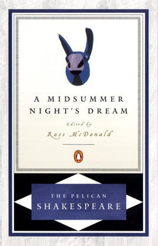 A Midsummer Night's Dream  by William Shakespeare - 9780140714555