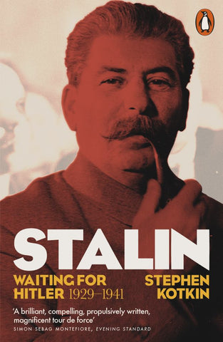 Stalin, Vol. II  by Stephen Kotkin - 9780141027951
