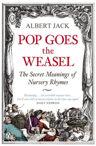 Pop Goes the Weasel  by Albert Jack - 9780141030982