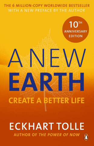 New Earth  by Eckhart Tolle - 9780141039411