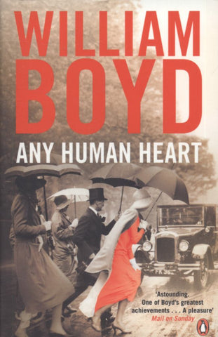 Any Human Heart  by William Boyd - 9780141044170