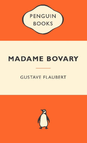 Madame Bovary  by Gustave Flaubert - 9780141045153
