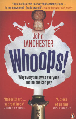 Whoops!  by John Lanchester - 9780141045719