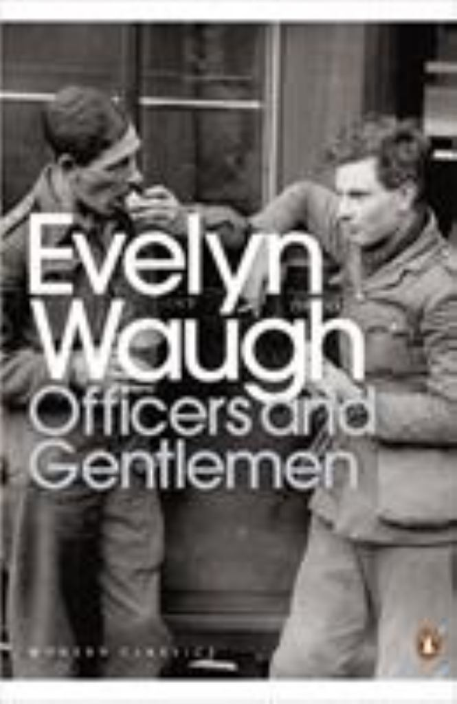 Officers and Gentlemen  by Evelyn Waugh - 9780141184678