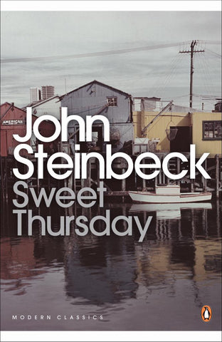 Sweet Thursday  by John Steinbeck - 9780141185521