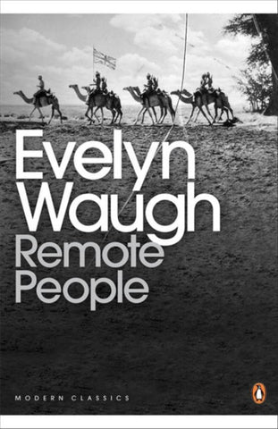 Remote People  by Evelyn Waugh - 9780141186399