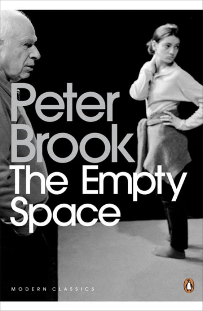 The Empty Space  by Peter Brook - 9780141189222