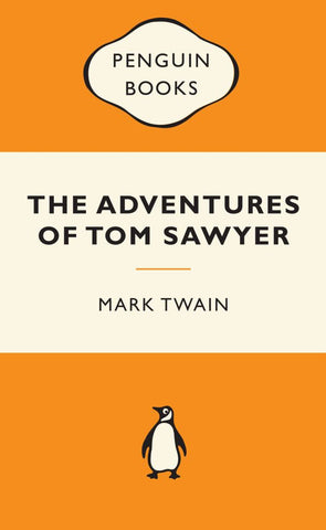The Adventures of Tom Sawyer  by Mark Twain - 9780141194936
