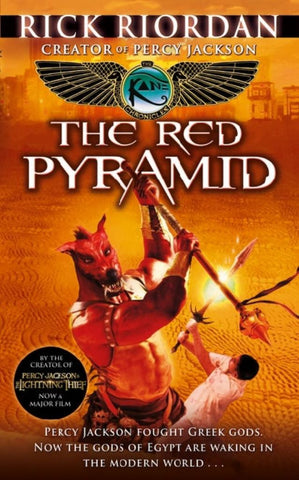 The Red Pyramid  by Rick Riordan - 9780141325507