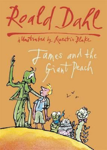 James and the Giant Peach  -