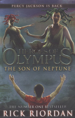 The Son of Neptune  by Rick Riordan - 9780141335735