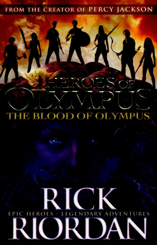 The Blood of Olympus  by Rick Riordan - 9780141339245