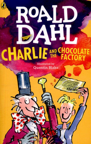 Charlie and the Chocolate Factory  by Roald Dahl - 9780141365374