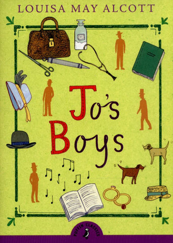 Jo's Boys  by Louisa May Alcott - 9780141366098