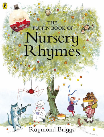 The Puffin Book of Nursery Rhymes  by Puffin - 9780141370163