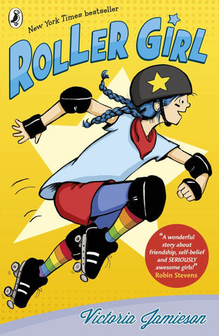 Roller Girl  by Victoria Jamieson (Illustrator) - 9780141378992