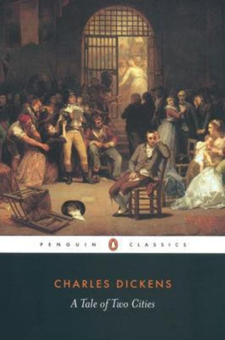 A Tale of Two Cities  by Charles Dickens - 9780141439600