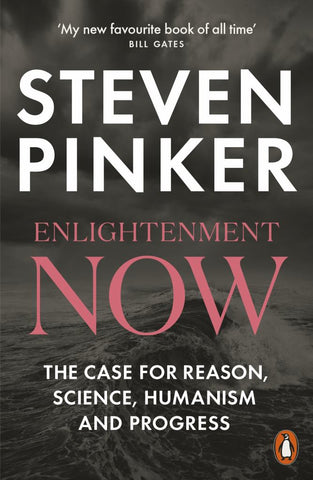 Enlightenment Now  by Steven Pinker - 9780141979090