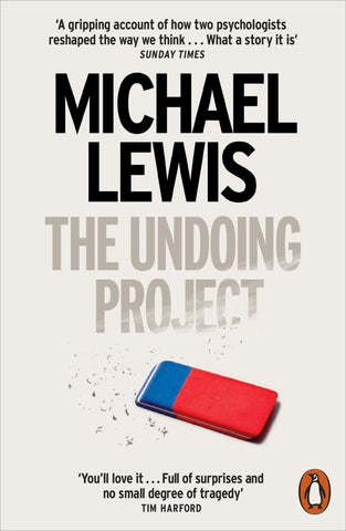 The Undoing Project  by Michael Lewis - 9780141983042