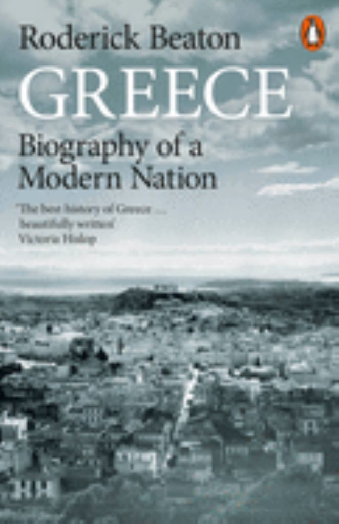 Greece  by Roderick Beaton - 9780141986524