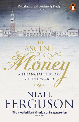 The Ascent of Money  by Niall Ferguson - 9780141990262