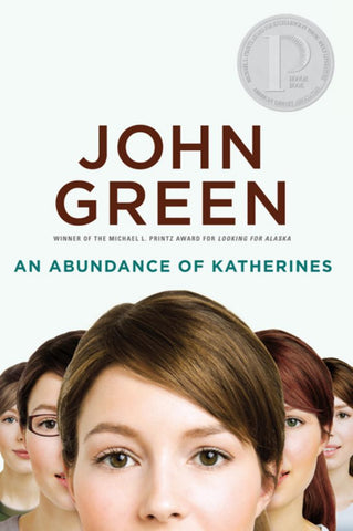An Abundance of Katherines  by John Green - 9780142410707