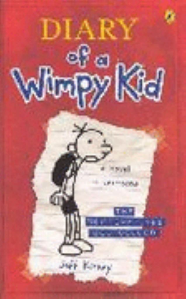 Diary of a Wimpy Kid  by Jeff Kinney - 9780143303831