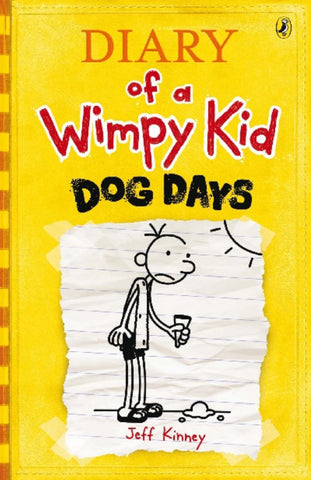 Dog Days  by Jeff Kinney - 9780143304951