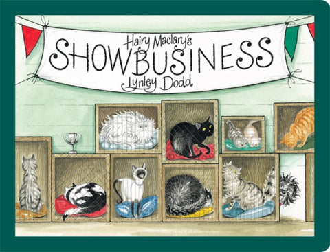 Hairy Maclary's Showbusiness  by Lynley Dodd - 9780143306764