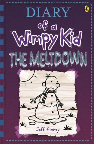 Diary of a Wimpy Kid  by Jeff Kinney - 9780143309352